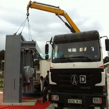 Camion grue 5
