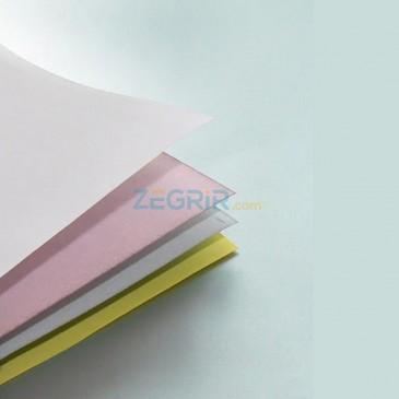Papier NCR en format