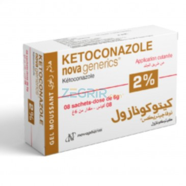 KETOCONAZOLE novagenerics®