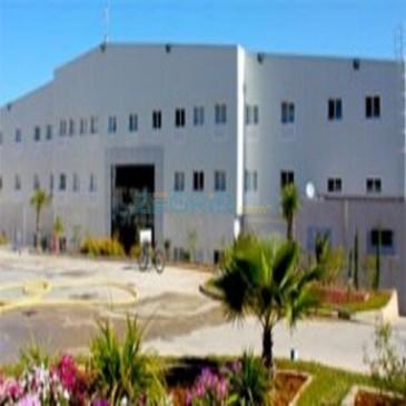 Réalisation d'un bâtiment industriel «LOYA» Zone industrielle de Guerouaou - Blida