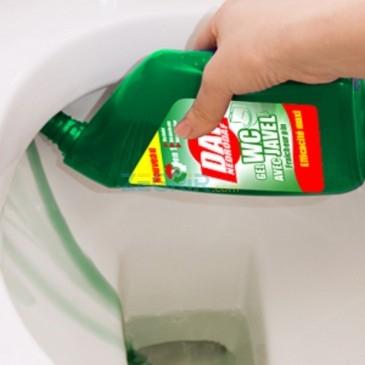 Gel WC - (Avec Javel)