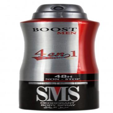 SMS 4 EN 1 BOOST MAN