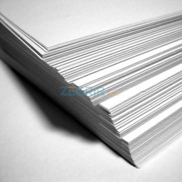 Papier couche mat