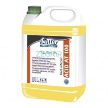 Détergent Désincrustant Acide Superactif -ACID AT 100-