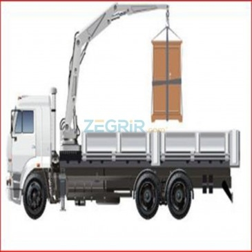 Camion grue 3